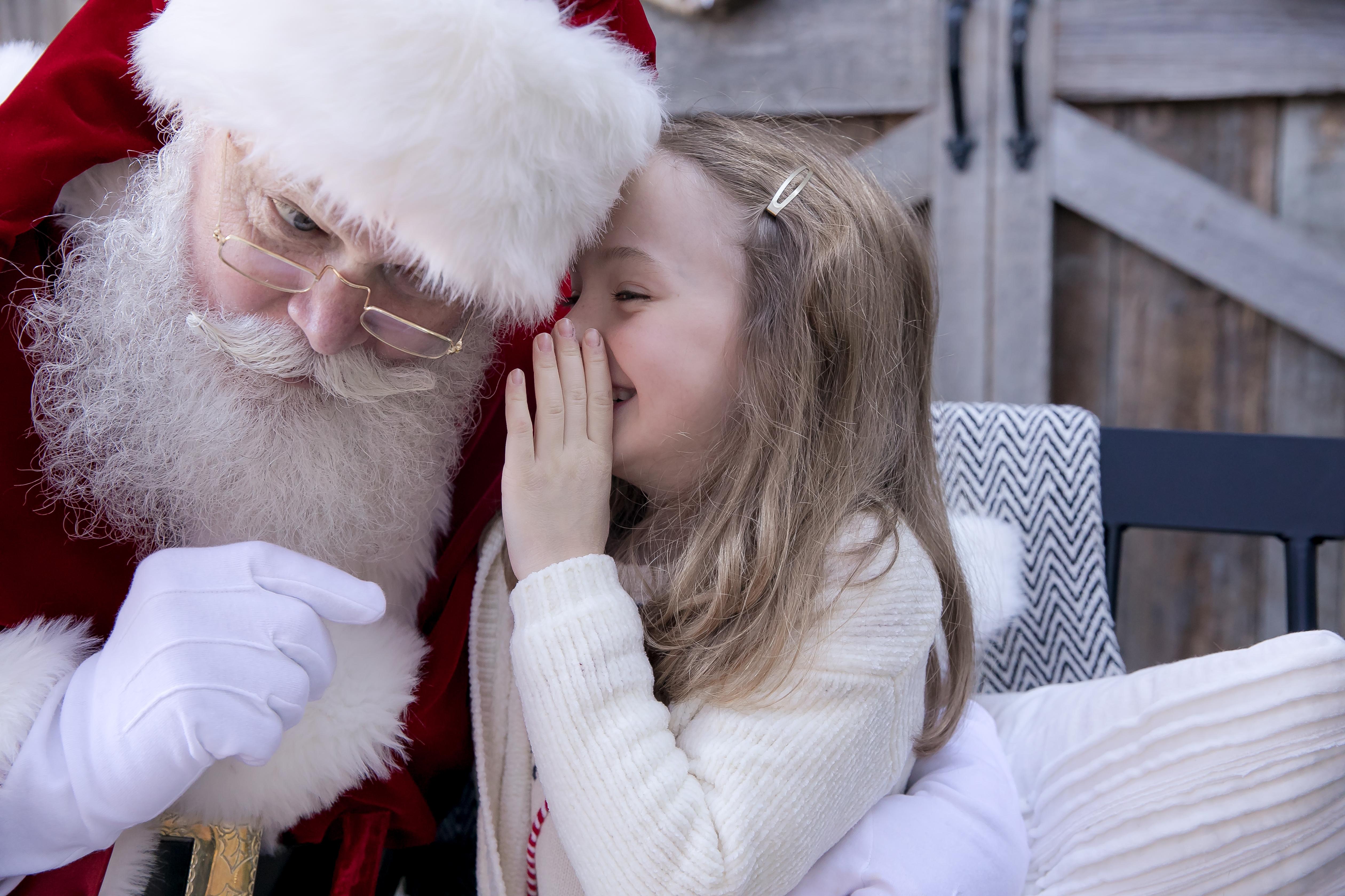 Santa Claus Seattle Washington