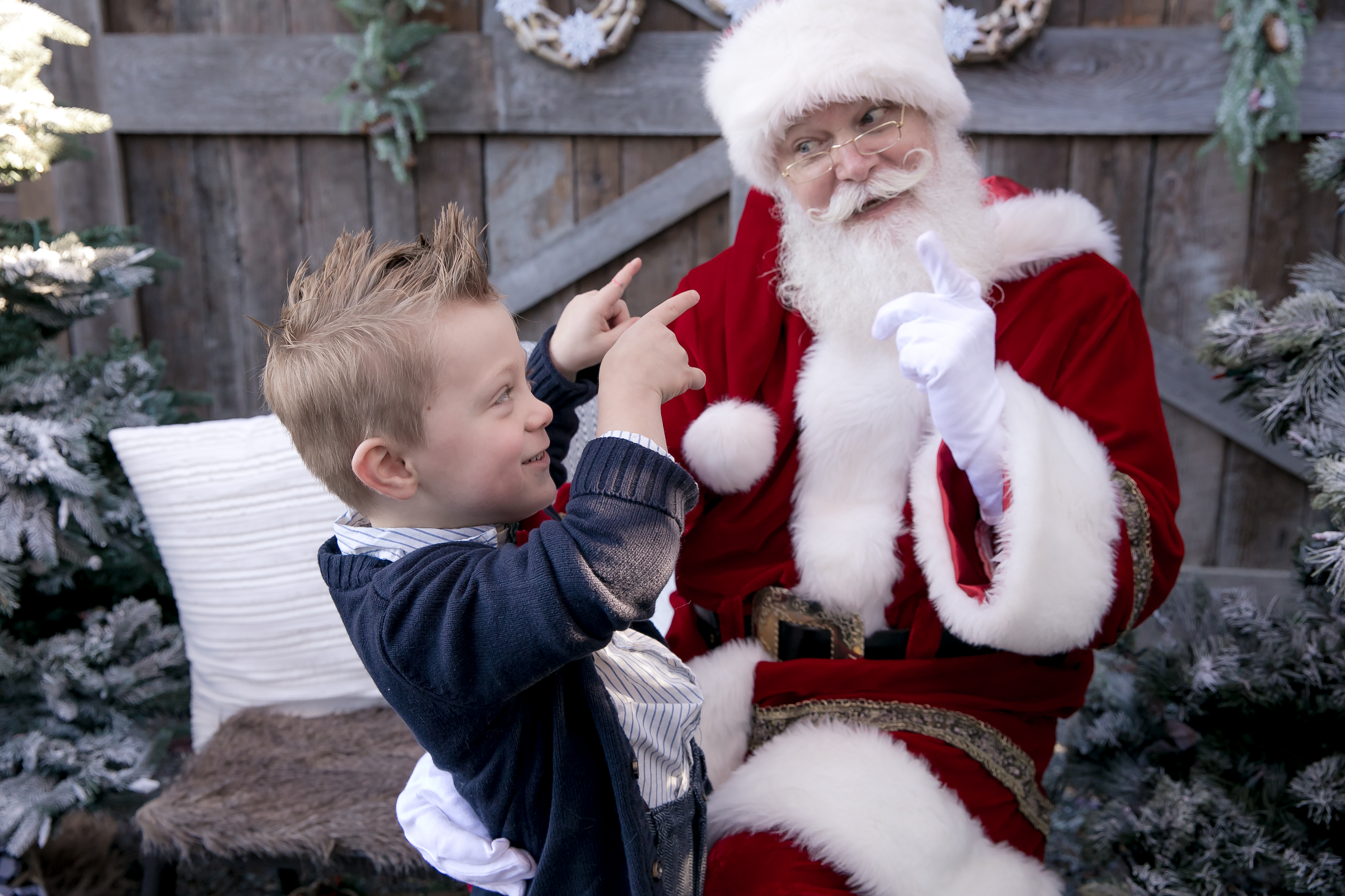 Seattle Santa Claus