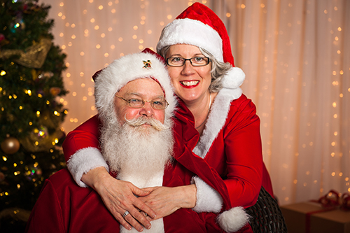 Mrs Claus Seattle for hire