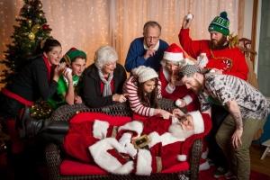 Santa Claus Seattle
