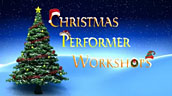 Christmas Performers Workshop