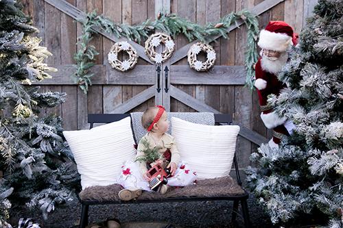 Santa Claus photo shoots Seattle